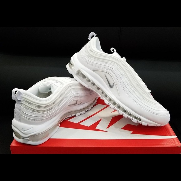 quality design ea6fe 3672a Nike Air Max 97 Triple White